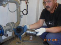 Чистка фильтров, регламентное обслуживание инженерных систем.