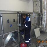 Обслуживание системы вентиляции