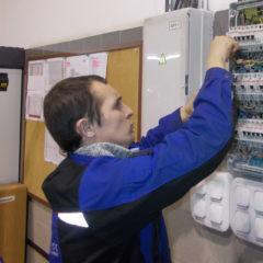 Регламентное обслуживание электро систем здания